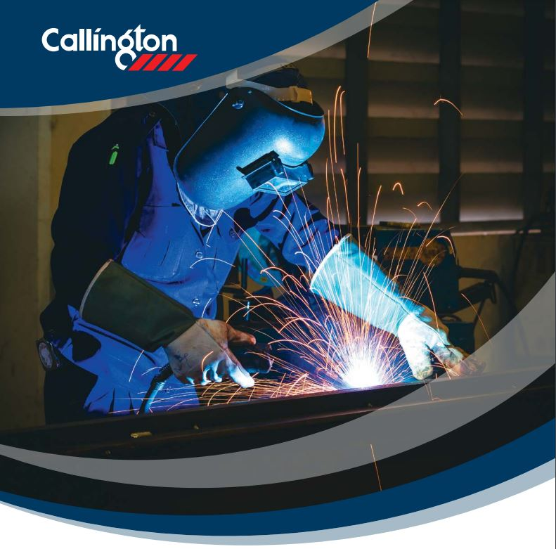 Pre-welding & post-welding surface treatments from our partners at Callington